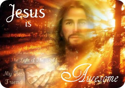 Jesus is the Son of God… Believe that God is real